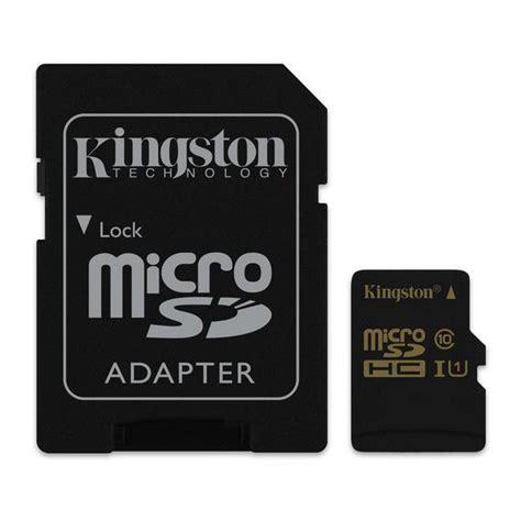 Micro Sd Uhs 16gb kingston microsdhc 16gb class 10 uhs 1 tarjeta microsd