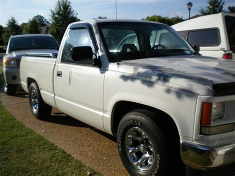 auto air conditioning service 1994 gmc 1500 parental controls purchase used 1994 gmc truck 1500 v6 automatic white in canton mississippi united states