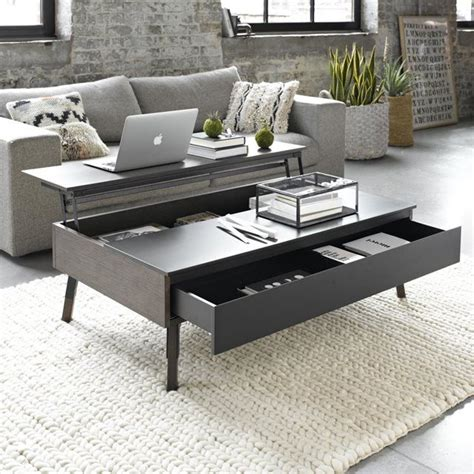 coffee table that raises up living room mermesing coffee table that raises up coffee