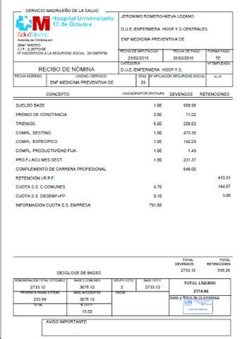 sueldo 2016 de una enfermera en argentina enfermera 191 cu 225 nto cobra una enfermera enfermeria org
