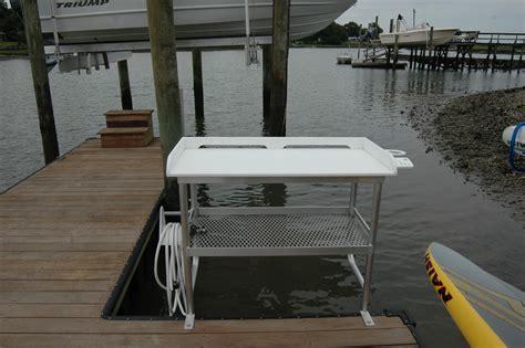 boat lift motor repair cleaning aluminum boat lifts