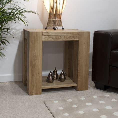 Pemberton solid chunky oak living room furniture lamp sofa
