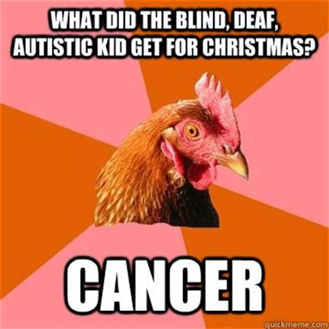 Anti Christmas Meme - funny memes and cancer on pinterest