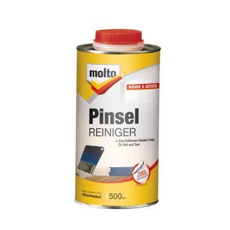 Holz Lackieren Pinsel Oder Rolle by Molto Pinsel Reiniger Der Pinselreiniger F 252 R Sauberes
