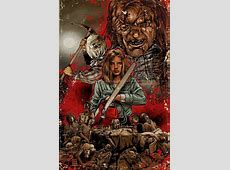 Artist Nathan Thomas Milliner Offers Awesome Friday The ... Jason Vs Michael Myers Comic