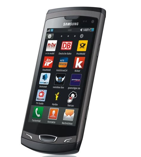 samsung wave mobile samsung wave ii available in india for rs 18 999