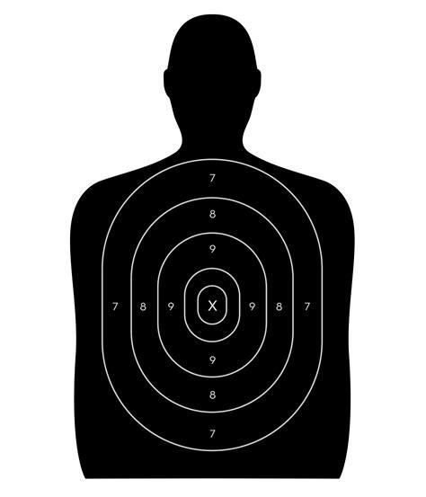printable animal silhouette targets printable silhouette targets www pixshark com images