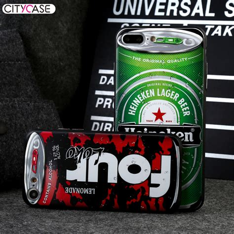 Luxury 3d Phone For Iphone 7plus citycase newest 3d luxury cans for iphone 7plus