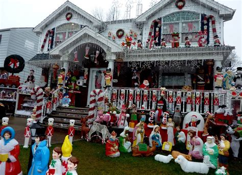 biggest christmas house nyc outdoor decorations 15 the top ideas bob vila