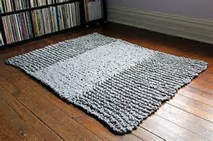 Knit Rug Pattern Knit A Rug To Warm Your Floor 20 Free Patterns