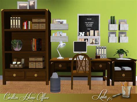 sims 4 cc home decor cc by shenice93 spring time cherry lulu265 s carlton home office