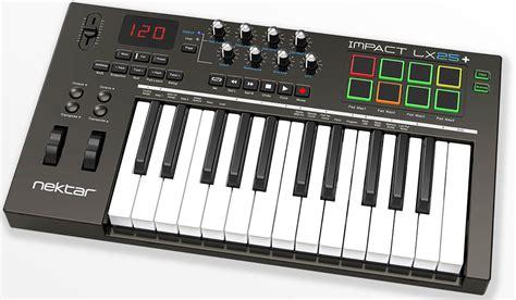 best midi controller the best 25 key midi controller keyboards 2017 gearank