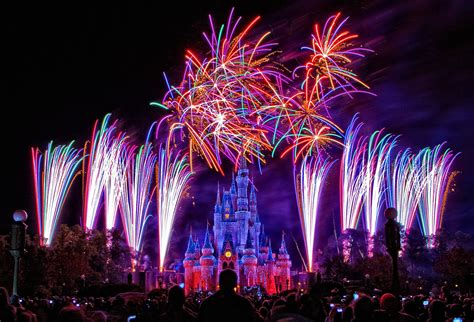 disney world at new years top destinations to witness the new year celebrations