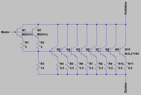 transistor 2n3055 untuk solar cell 28 images solar - Len Parallel Schalten