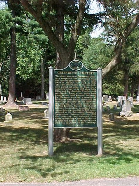 Oakland County Records Greenwood Cemetery Oakland County Michigan