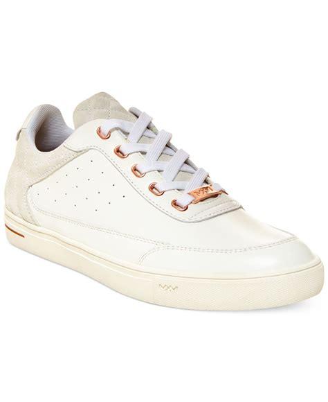 steve madden white jarule by venturre sneaker for lyst