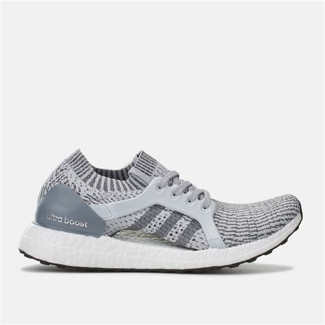 shop grey adidas ultraboost x shoe for womens by adidas sss