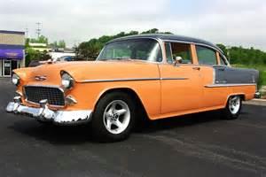 55 Chevy 4 Door 55 chevy 4 door k l cars bel air