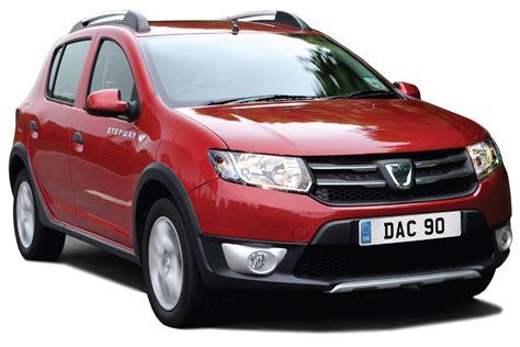 renault dacia sandero dacia sandero stepway hatchback review carbuyer