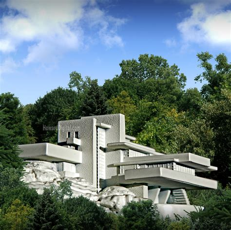 famous us architects falling water fallingwater guggenheim museum the robie