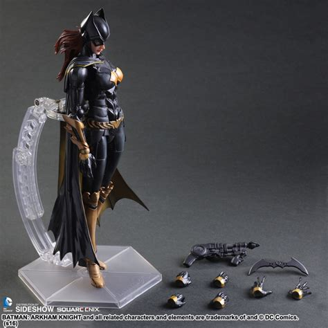 Ngpa68 Play Arts Batgirl Arkham Batman Dc Comics dc comics batgirl collectible figure by square enix