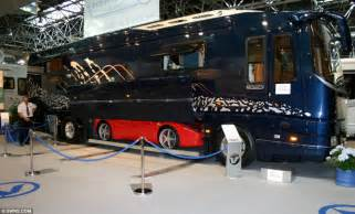 the 163 1 2million motorhome with a state of the art kitchen