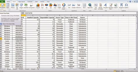 pivot table excel 2010 tutorial advanced pivot table multiple sheets excel 2010 group data in an