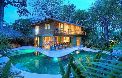 Batik Villas Luxury Vacation Rentals In Playa Hermosa Hermosa House Costa Rica