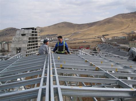 Mongol Steel steel frame building mongolia ulaanbaatar mongolia