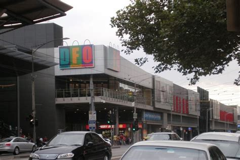dfo direct factory outlets homebush sydney australia
