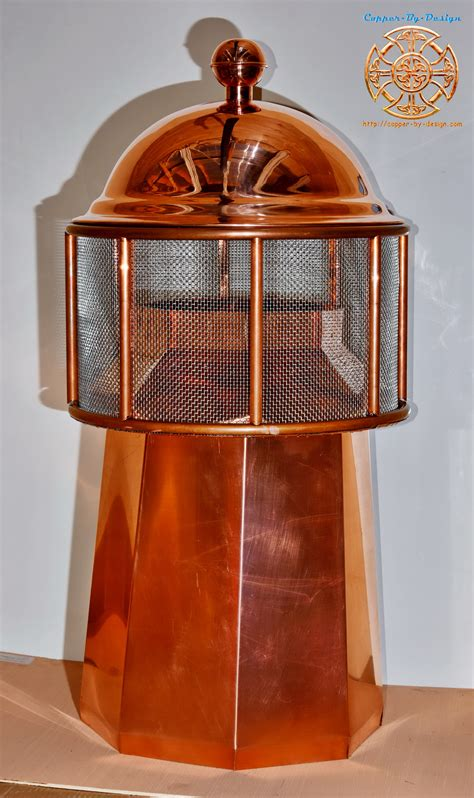 Copper Fabrication 5712 by Cbd S Copper Chimney Caps Photopage 6