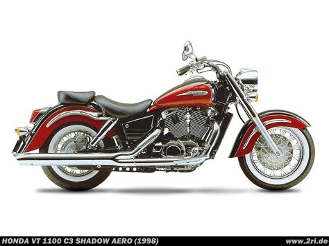 honda aero honda vt 1100 c3 shadow aero photos and comments www