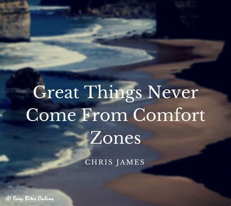 great things never came from comfort zones great things never come from comfort zones