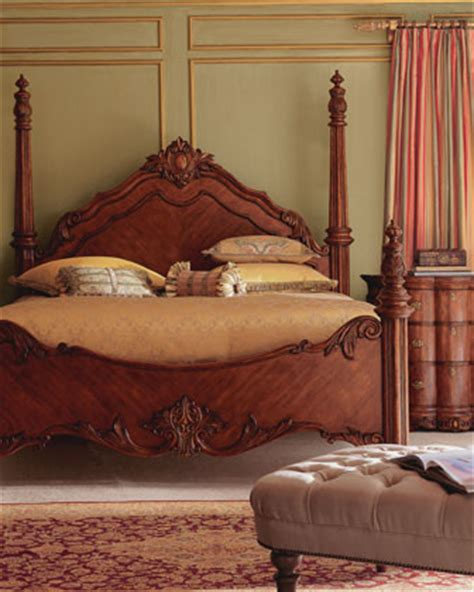 edwardian bedroom furniture quot edwardian quot bedroom furniture traditional beds by horchow