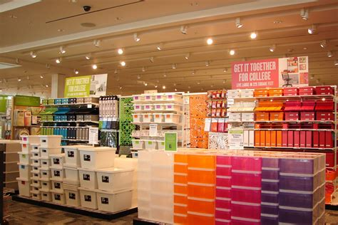 container store short girl long island blogger preview at the container