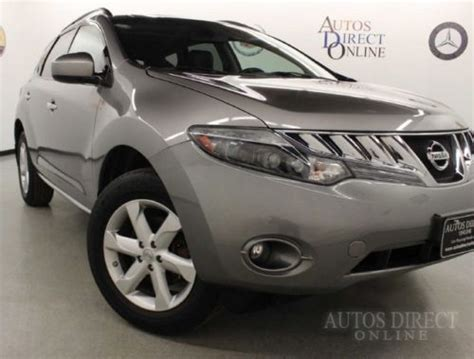 buckeye nissan westerville find used we finance 09 murano sl awd 1 owner clean carfax