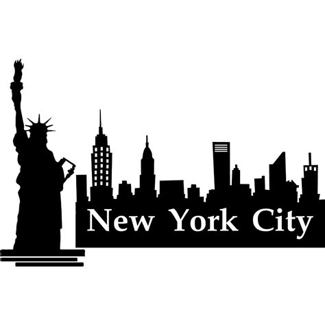 new york clip statue of liberty clipart new york city pencil and in