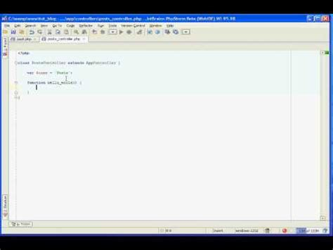 youtube blogger tutorial cakephp blog tutorial part 2 naming conventions youtube