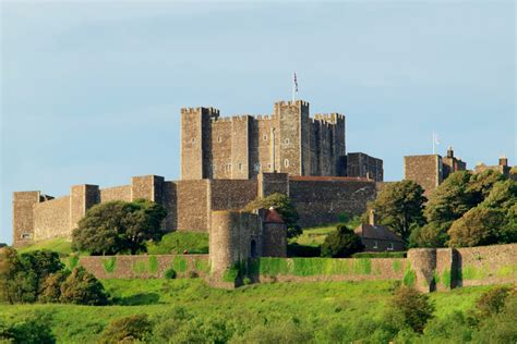 dover castle england study abroad test run massachusetts state universities medieval blog