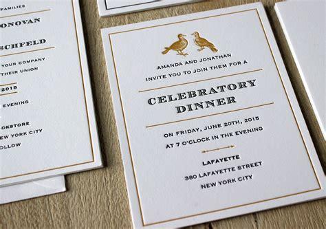 bloomingdales nyc wedding invitations mini bridal