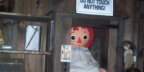 film kisah nyata annabelle ini boneka annabelle asli berikut kisah seram yang