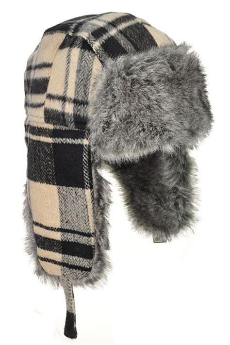 uk seller fur trapper winter hat more style colour