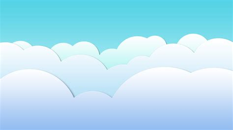 ppt themes clouds clouds vector backgrounds presnetation ppt backgrounds