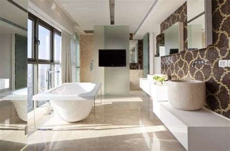 mosaico da bagno bagni a mosaico tante idee per decorare la casa foto