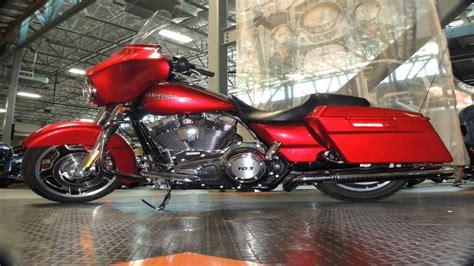 Sweetwater Harley Davidson by Sweetwater Harley Davidson 2011 Flhx Glide Crimson