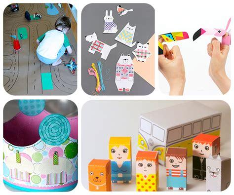 decorar al gusto en ingles manualidades con papel 5 juegos para ni 241 os manualidades
