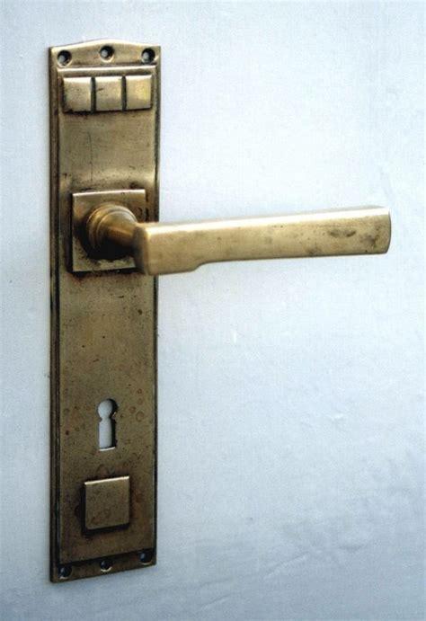 Interior Door Fitting 187 Interior Door Fitting Nouveau 171 Replicata Material Brass Replikate