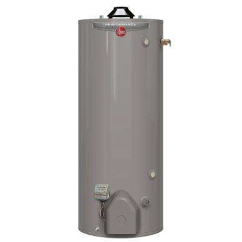 rheem gas water heaters residential gas the