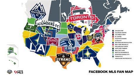 mls canada maps fox soccer combine to map out mls fans in usa