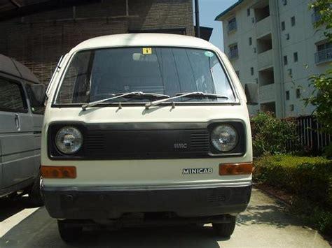 mitsubishi minicab mitsubishi minicab motoburg